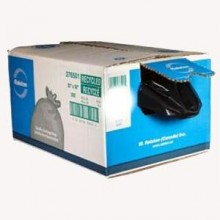 Garbage Bags 24X24 Reg Clear