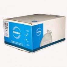 Garbage Bags 20X22 Rolls Frost 1000 2832-90