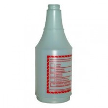 Spray Bottle W/ Whmis Labels ** 24OZ