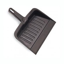 Dust Pan Blk ** 2005 Hvy-Duty