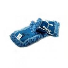 Dust Mop Synpro Hi Dura ** 24 In Blue Tie- On