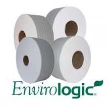 Toilet Tissue Jumbo  2 Ply Embossed